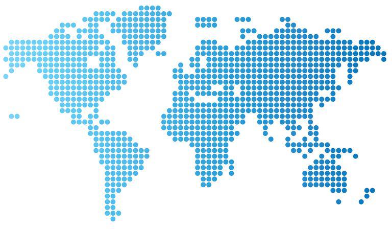 eBid World Map