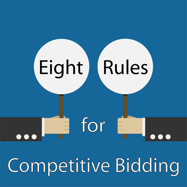 Guidelines for Competitive Bidding