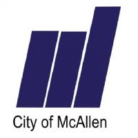 Logo of the City of McAllen, TX
